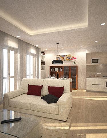 Appartamento P.