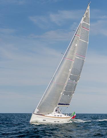 IY 13.98 Italia Yachts